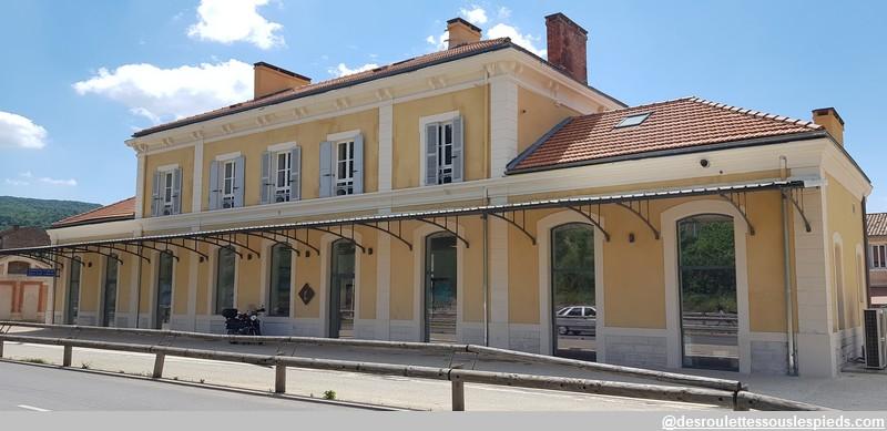ancienne gare d'Apt