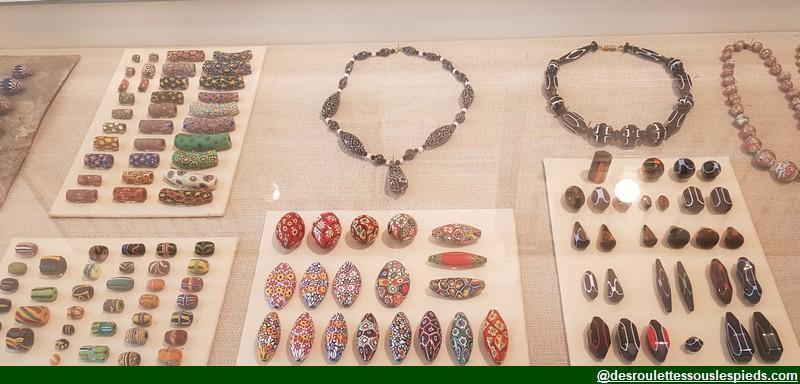 Ile de Murano musée du verre perles de verre
