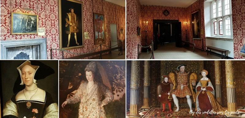 Hampton court Henri VIII