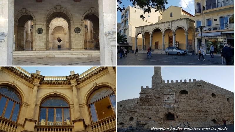 visiter crete ouest héraklion ancienne