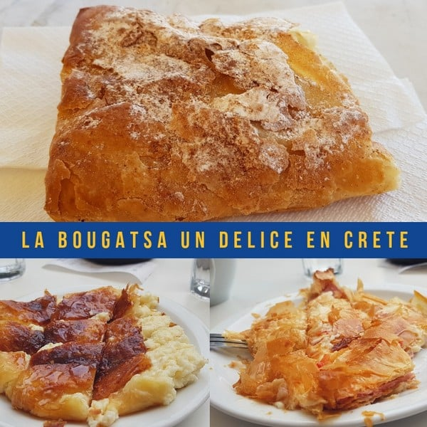 Où déguster une Bougatsa en Crète et sa recette