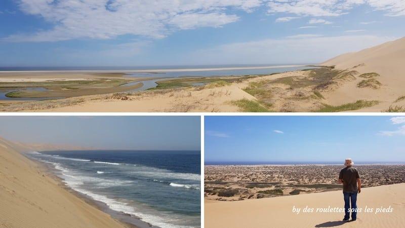 la côte des squelettes en namibie