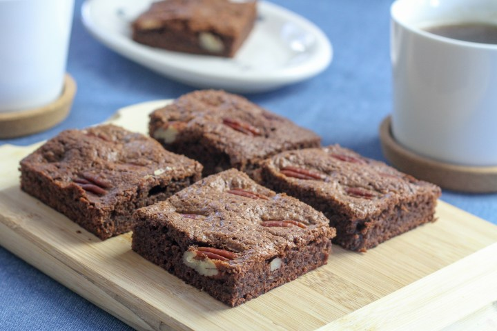 Pecan Brownie Recipe