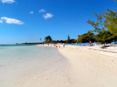 Coco Cay Beach 2