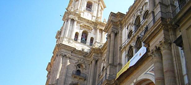 La Manquita Church Malaga