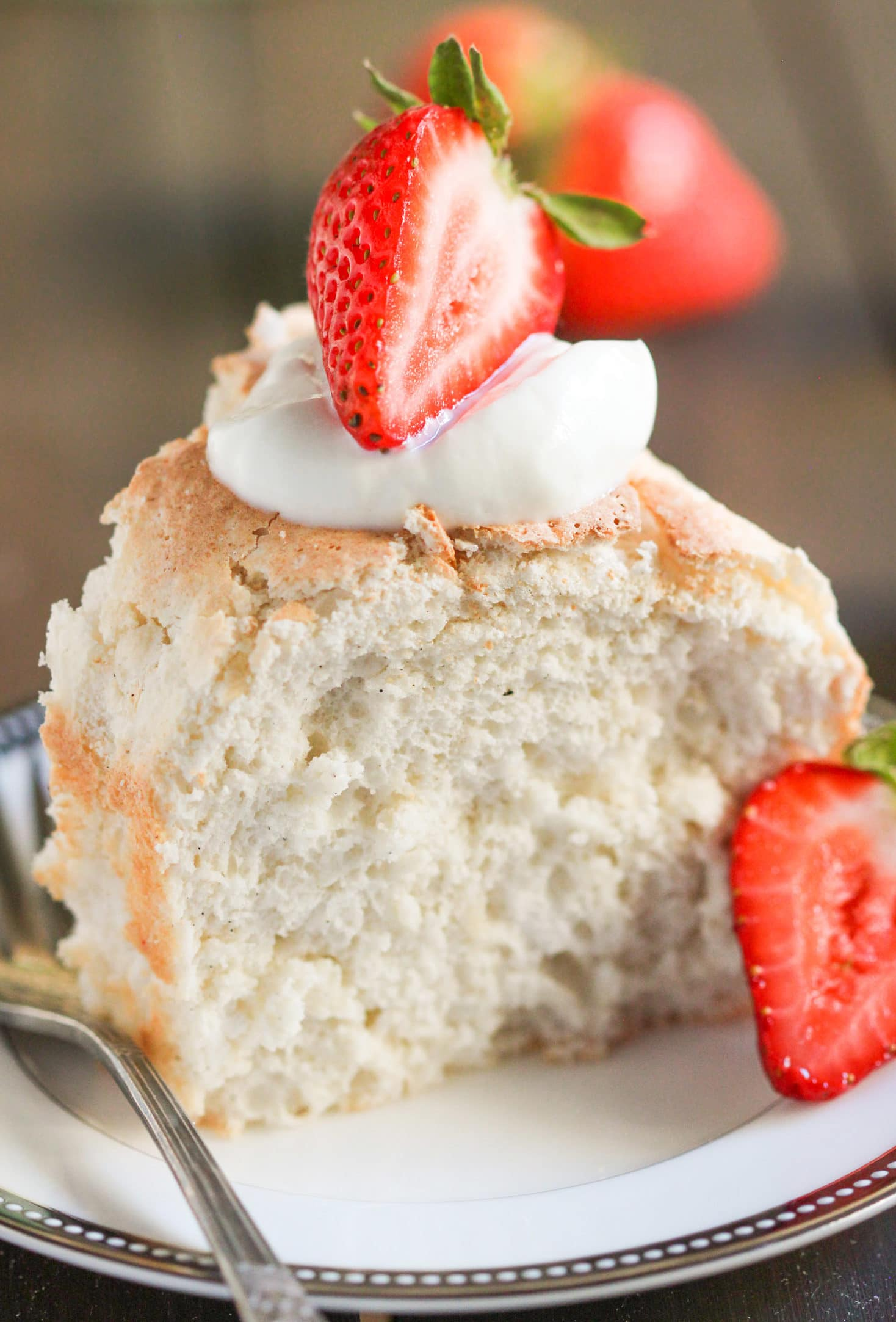 Healthy Angel Food Cake Recipe