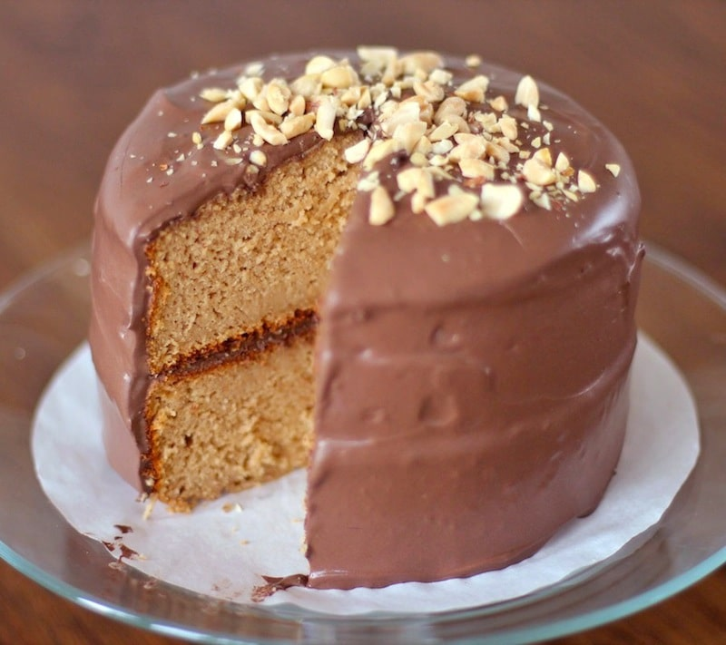 Healthy Butter Cake Recipe