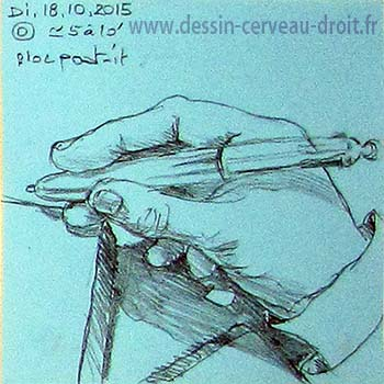 Dessins sur Post-it – 4