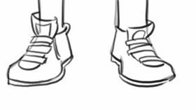 4 Tutos Pour Dessiner Des Chaussures Dessin Land