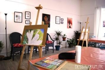 cours de peinture toulouse