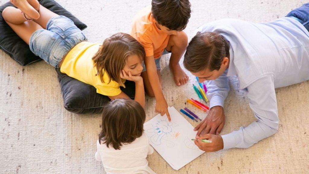 Accueil du blog Dessine avec les enfants. Le dessin facile pour les enfants et les parents