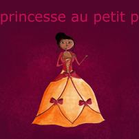 Dessinemoiunelicorne-Princesse-Petit-Pois-Couverture