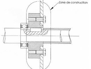 La coupe partielle dans le dessin technique 2d tge hanzelet et 1ge - Coupe et section dessin technique ...