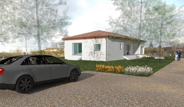 Maison Individuelle de 130 m² - Lespinasse(31)