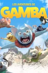 Les aventures de Gamba (2015)