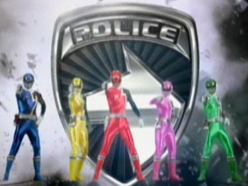 Resurrection Rangers Spd Power