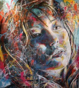 Inspirations d'Elise street-art David Walker