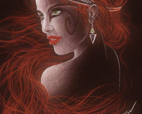 Reine du crépuscule