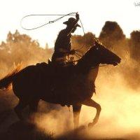 Nadie cabalga como Flanagan.