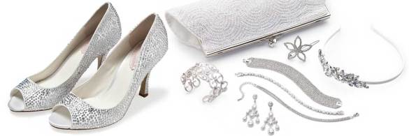 Silver Accessories   The Dessy Group Silver Accessories