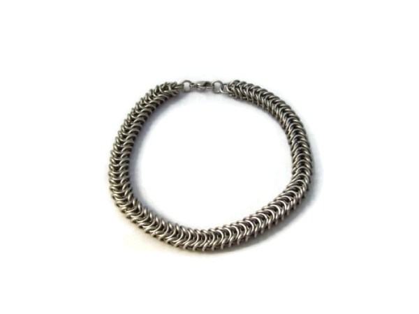 Box Chainmaille Bracelet by Destai