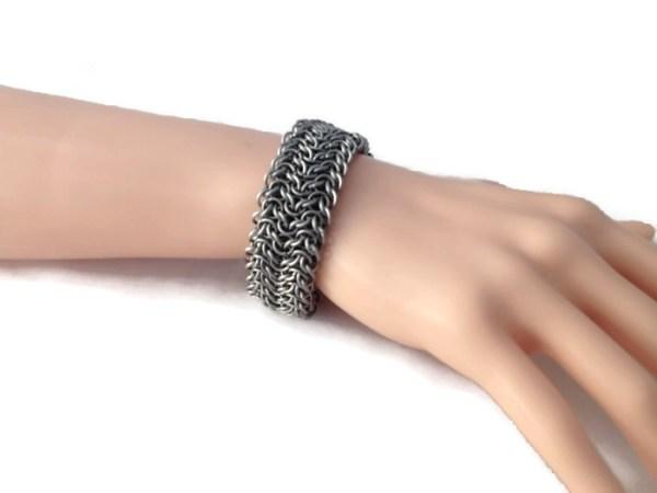 Elfsheet Chainmaille Bracelet by Destai
