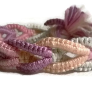 Macramé Friendship Bracelet by Destai