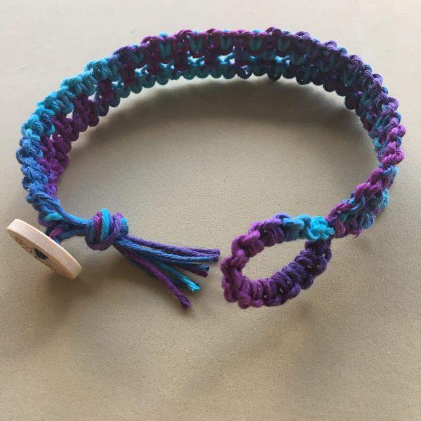 Macrame Bracelet by Destai