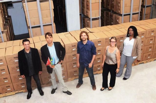 Equipe Destaque Gestão Documental