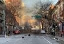 """Forte explosão nos EUA: polícia acredita em """"ato intencional"""""""