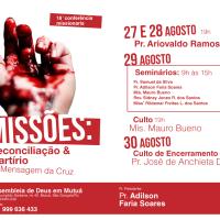 18° Conferência Missionária na Assembléia de Deus em Mútua