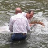 Un'altro ragionamento a dimostrazione che il battesimo in acqua non salva