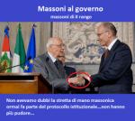 """Laura Bottici (M5S), domanda al presidente Napolitano di spiegare la sua affiliazione alla loggia segreta """"Three Eyes"""""""