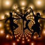 Mondanità nelle chiese evangeliche: balli coreografici nel luogo di culto dell'elevation church, in America