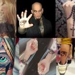 La moda di farsi tatuare l'occhio di Horus