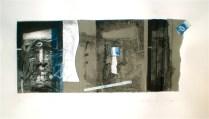 Intaglio and collage