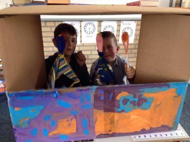 Kinderkunstweek 09