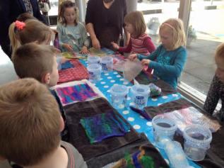 Kinderkunstweek 19