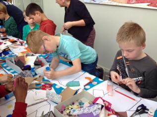 Kinderkunstweek 20