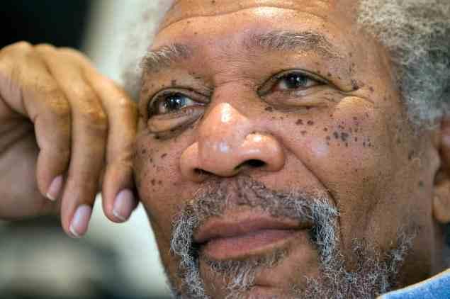 Morgan Freeman
