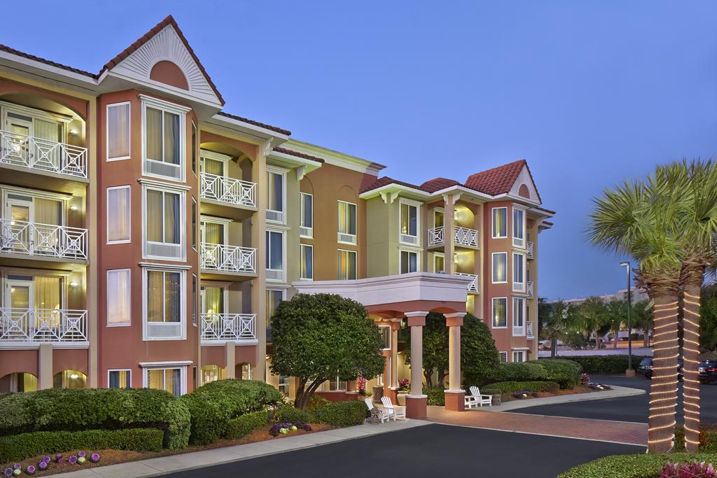 destin hotels nearwater park