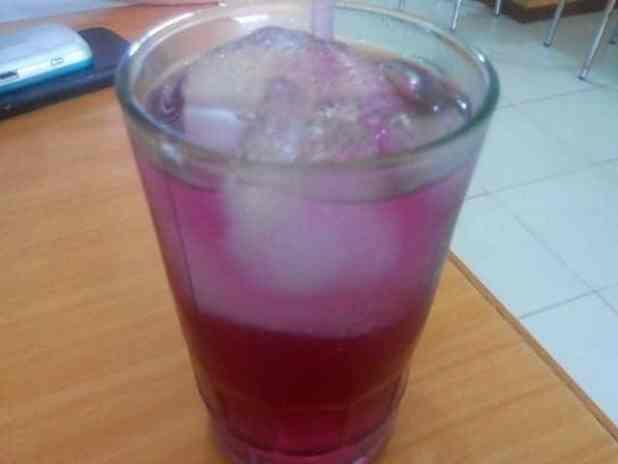 Wisata Kuliner Pontianak - Liang Tea Pink