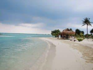 Pantai Pasir Perawan