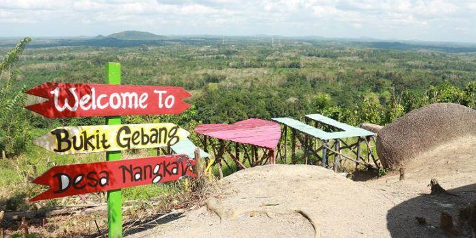 Objek Wisata Bukit Gebang