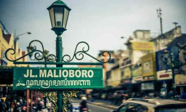 Malioboro - Destinasi Wisata Terbaik Yogyakarta