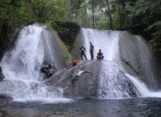 Air Terjun Tamanggung Tuyang