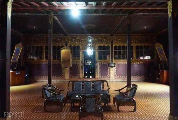 Destinasi Wisata Ogan Komering Ilir :Rumah Limas 100 Tiang