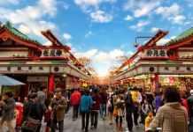 Daftar wisata di Tokyo