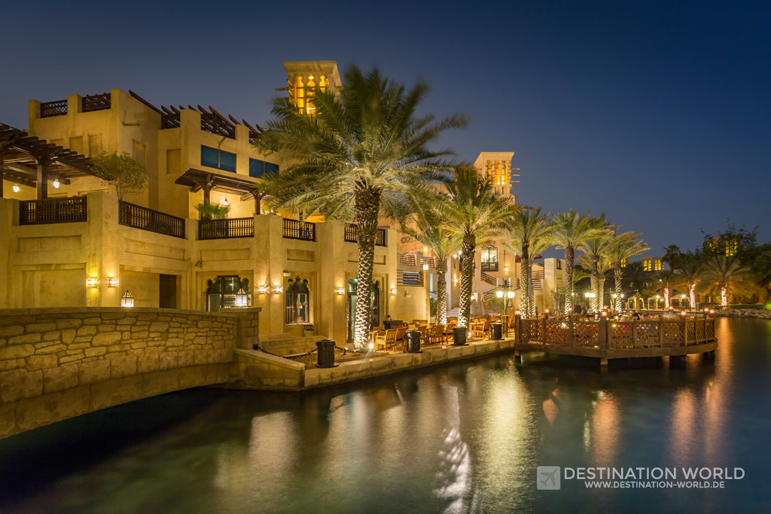 Restaurants in Madinat