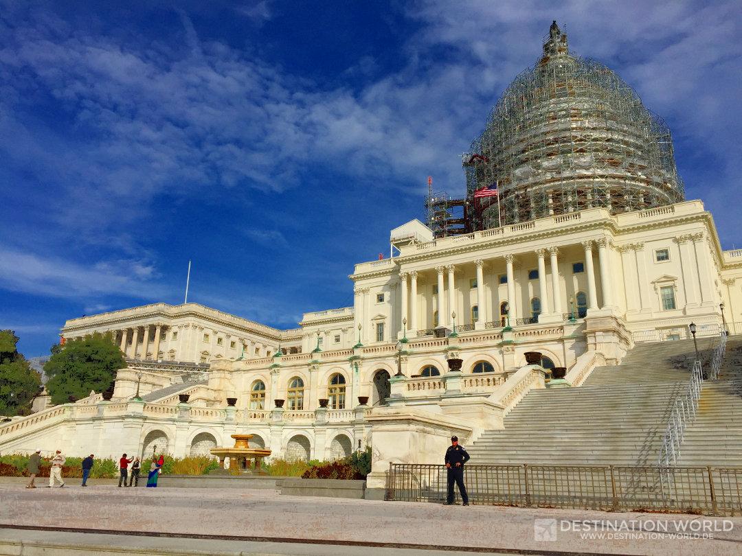 Das Kapitol - Das Zentrum der Macht